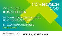 cobra auf der Dialogmarketing-Messe CO-REACH 2017