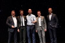 """Magazino mit dem 1. Platz bei """"The Spark – der deutsche Digitalpreis"""" ausgezeichnet"""