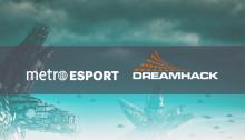 Metro Esport tar ägandeskap under Dreamhacks presskonferens