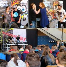 RAUSGEMOBBT 2.0 - Zeitkritisches Theater für Kinder und Jugendliche