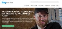 Knauf Insulation lancerer et nyt dansk websted