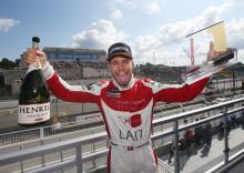 Nicolaj Møller Madsen vinder i Audi Sport TT Cup