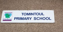 Tomintoul Primary School inspection report