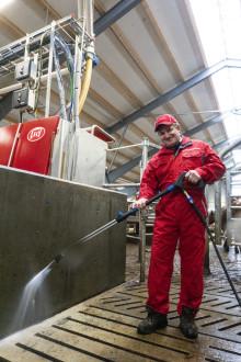 Fjøssystemer inngår samarbeid med Nilfisk