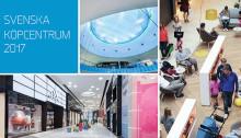 Fortsatt ökning för köpcentrum och handelsområden trots press från e-handeln
