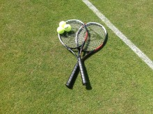 Time for Tennis....