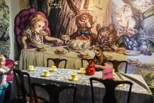 Invigning av Alice i Underlandet – en lekutställning på Kulturen i Lund