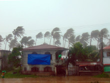 Akut läge efter ny cyklon i  hårt drabbade Moçambique