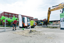Framtiden Byggutveckling gjorde avspark för Makrillen