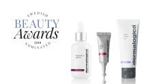 Dermalogica nominerade till Årets Ansiktsvård