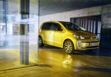 Premiär för nya Volkswagen e-up! – nu med längre räckvidd och lägre pris