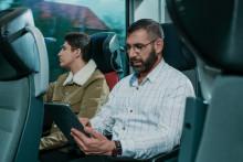 MTR Express investerar i nytt wifi-system ombord – branschledande uppkoppling från hösten 2018