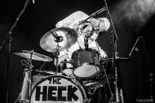 "THE HECK: Dutch ""Nederbeat"" Trio Release Debut Album"