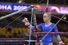 Årets sista världscup för Jonna Adlerteg