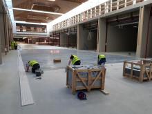 Golvimporten har projektavslut och  Kongahälla Center invigning