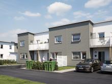 BoKlok bygger 30 radhus i Fullerö hage, Uppsala