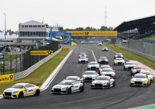 Race rapport från Audi Sport TT Cup Hungaroring, Simon Larsson