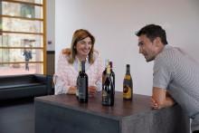 Faustino i gastronomiskt partnerskap med spansk stjärnkock.
