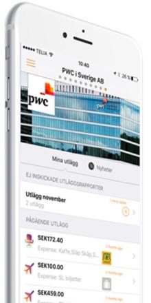 PwC ingår avtal med Companyexpense
