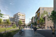 Fler kontor och butikslokaler ska byggas i Främre Boländerna