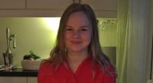 Veckans stjärnbarnvakt - Mathilda från Tullinge
