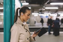 Føl dig fuldstændig fri: JBL dropper kablerne for maksimal funktionalitet, frihed og fleksibilitet med True Wireless-hovedtelefoner