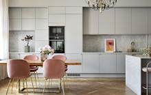 Svenskarna drömmer om lantliga och luftiga kök