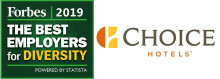 "Forbes nomina Choice Hotels ""Best Employer for Diversity"" - Miglior Datore di Lavoro per Diversità"