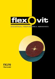 Ny fiberrondel FX170 med god afvirkning - Brochure