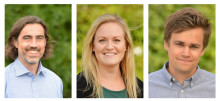 An exciting year for Codemill, three new colleagues starting in autumn