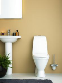 Gustavsberg lanserar superhygienisk WC