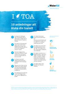 10 anledningar att älska din toalett