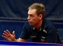 Daniel Ellerman förlänger som förbundskapten för Svenska Paralandslaget i bordtennis