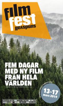 Film Västernorrland och Film Fest Sundsvall bjuder till pressträff om årets filmfestivalprogram