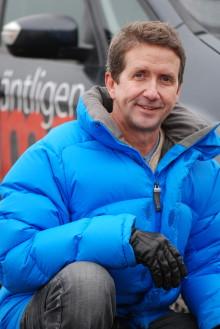 Martin Timell inspirerar på Lodge & Lya-mässan  i Vemdalen
