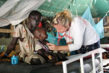 Ökat våld stryper tillgången till livsnödvändig sjukvård i Sydsudan