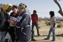 Röda Korset stärker insatserna vid gränserna till Libyen