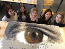 Pressinbjudan: Invigning av konstnärlig gestaltning på Lillåns skola