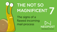 The not so magnificent seven: the signs of a flawed incoming mail process