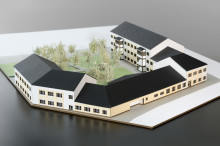 Veidekke bygger en grundskola i Uppsala