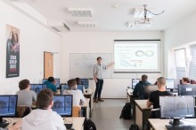 Sigma Technology Opens IT Lab at Óbuda University
