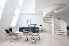 Hilfsmittel werden zu Designobjekten: Rollatoren und Elektromobile mit Designpreisen ausgezeichnet