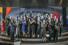 """""""Fix&Foxi"""" TV und Deutsche Welle TV gewinnen renommierten Fernsehpreis Eutelsat TV Award 2016"""