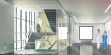 Två konstnärer utsedda för skissuppdrag Södersjukhuset