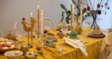 Indiska lanserar påskkollektion inspirerad av vårens späda grönska