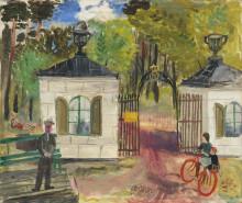Verk av Olle Olsson Hagalund doneras till Prins Eugens Waldemarsudde