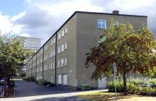 Skanska renoverar bostadshus i Stockholm för cirka 430 miljoner kronor