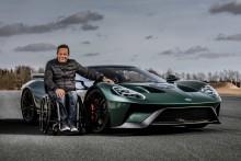 Le Mans-ban egy különleges vendég erősítette a Ford csapatát. Idén egy korábbi dán autóversenyző, Jason Watt is csatlakozott a Ford csapatához a világhírű Le Mans-i hosszútávú versenyen