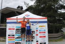Mohr, Hjørnevik, Gåskjenn og Træen vant NC 4 Landevei, Tour Te Fjells.