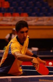 Martin Singh från Luleå universitet till Universiaden i Ryssland – studentidrottens motsvarighet till OS